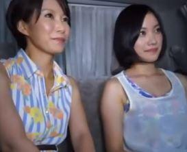 【人妻動画】(奥さんキャッチ)激烈キャッチH交渉☆他人のヨメさんのまんこってヌルヌルして超最高にキモチ良いですよ