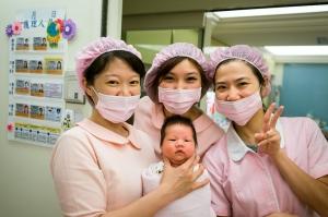 赤ちゃん 看護