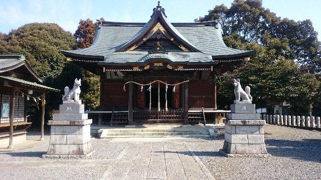 一瓶塚稲荷神社