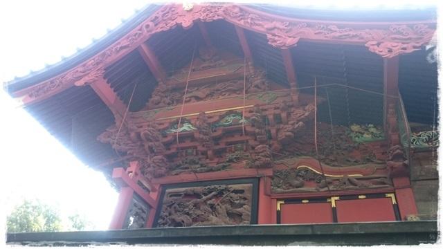一瓶塚稲荷神社・本殿