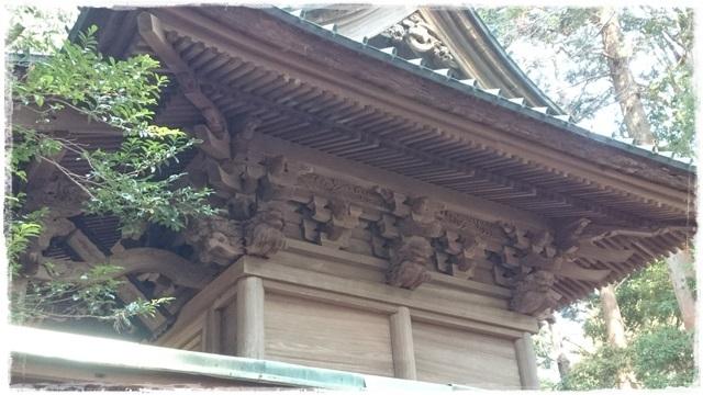 東金砂神社・本殿