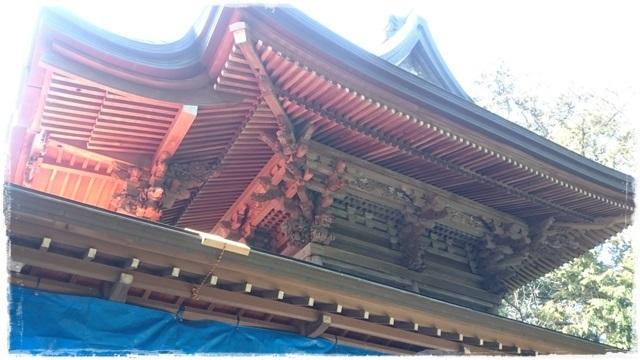 西金砂神社・本殿