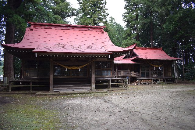 日枝神社・熊野神社
