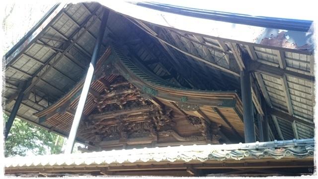 野木神社・本殿