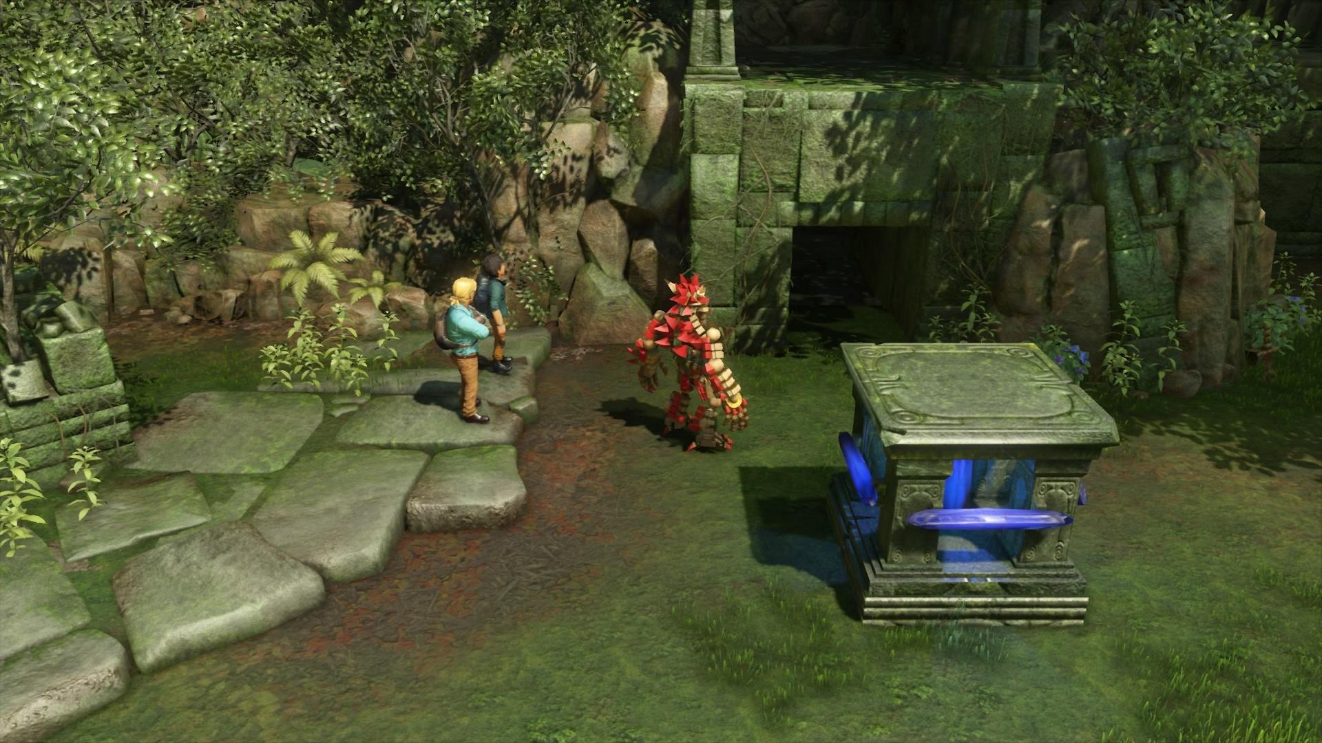 KNACK ふたりの英雄と古代兵団® 2-2 森に潜むもの-1