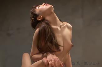 『坂口杏里(ANRI)』顔面騎乗でクンニされ乳首を立ててマジイキですぞ 巨乳、尻フェチAVマニア