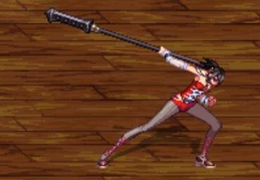 女子プロレスラー2