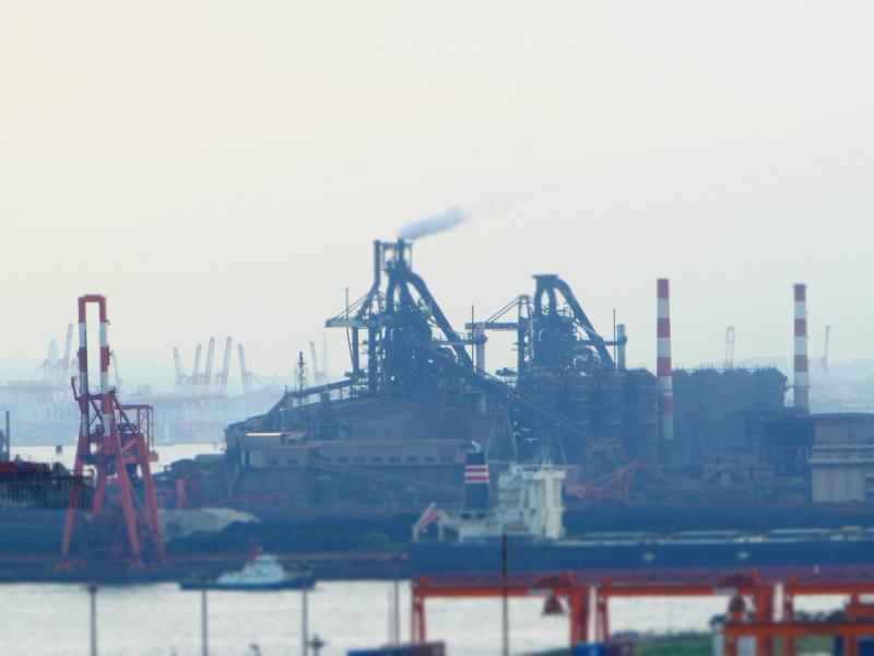 工場地帯2