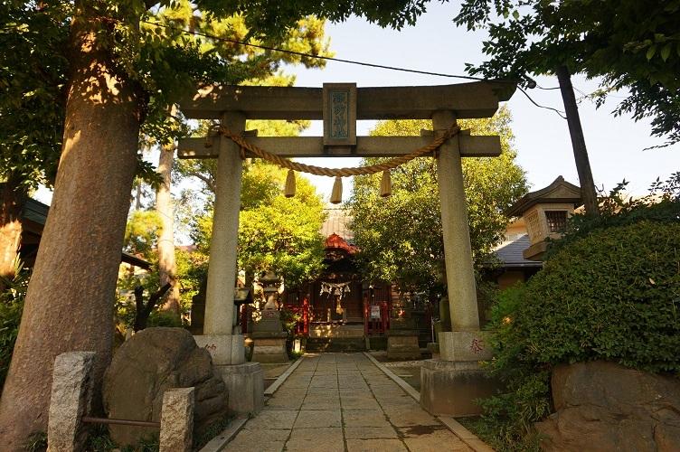01 高津区諏訪神社