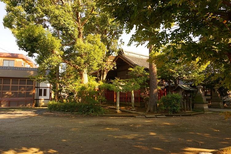 04 高津区諏訪神社