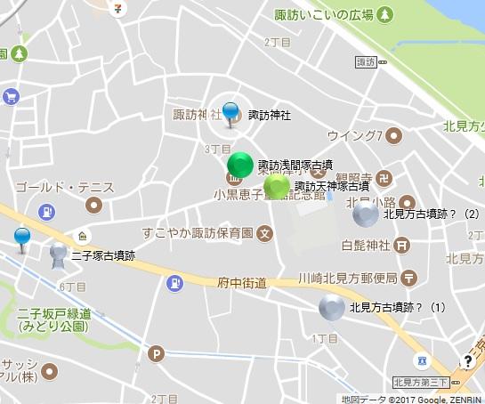 高津区地図③