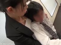 セクハラ女上司 ダメ社員を虐め抜く!