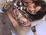 熟成熟女人妻研究会:【無修正】里中亜矢子 「甘やかしすぎた母」