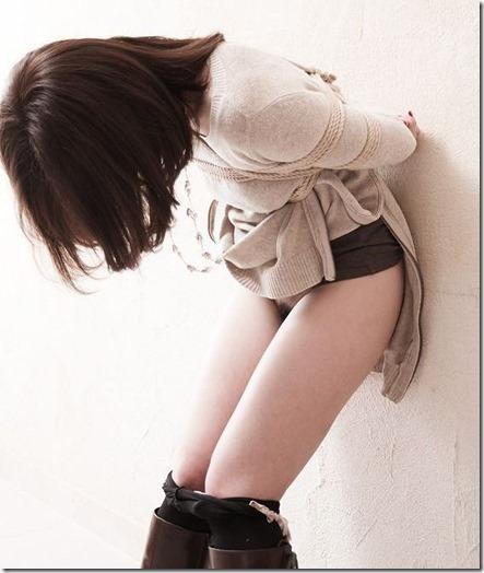 【昭和ロマネスクSMエロ動画像】『ご主人様、よろしくお願い申し上げます。』縛って言わせたいSM夫婦生活23