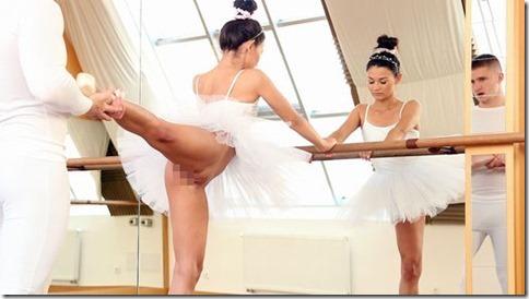 バレエで鍛えた女達はなんでこんなにもエロいのか【白鳥たちの淫舞】07