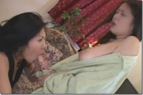 【三次元ふたなりエロ動画】チンポもマンコも気持ちいい両性具有姉妹のエンドレスエッチ03