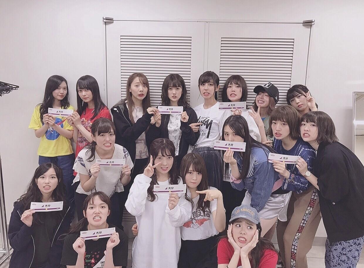 乃木坂46,アンダーライブ,大分,福岡,九州,アンダー,アルバム,メンバー,20171018