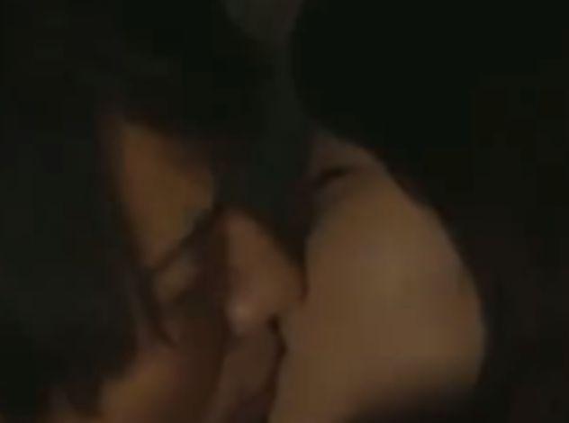 【堀北真希】相手の唇を受け入れるラブシーン