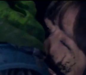 【長澤まさみ】目に涙をためるラブシーン