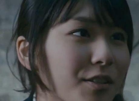 【松岡茉優】惑わすような視線を向けるラブシーン