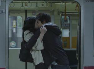 【吉高由里子】キスを止めないラブシーン