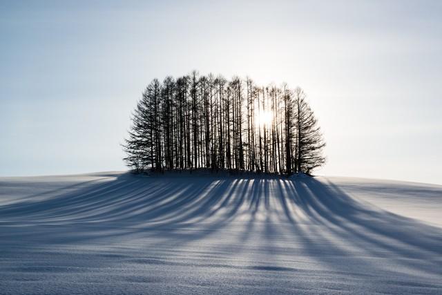雪山にて(後編)