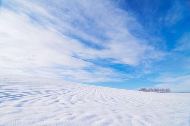 雪山にて(中編)
