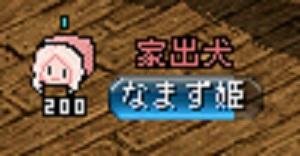 12 なまず姫さん v3