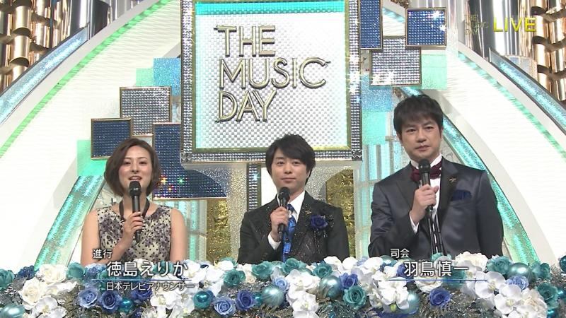 THE MUSIC DAY2017
