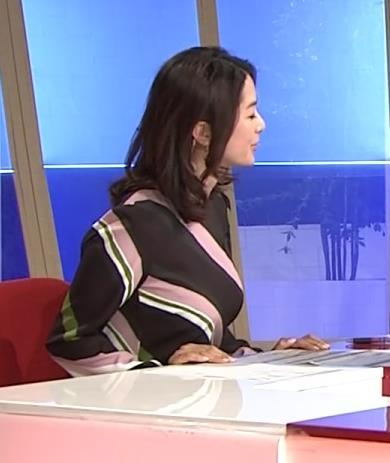 杉浦友紀 巨乳横乳キャプ画像(エロ・アイコラ画像)