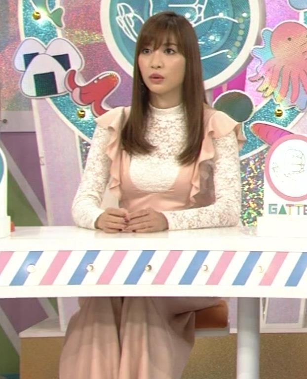 大島麻衣 おっぱいパッツンの衣装キャプ画像(エロ・アイコラ画像)