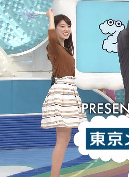 郡司恭子 にっとおっぱいの横乳がエロいキャプ画像(エロ・アイコラ画像)
