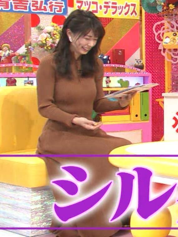 青山愛 終わったのが残念すぎる怒り新党のおっぱいキャプ画像(エロ・アイコラ画像)