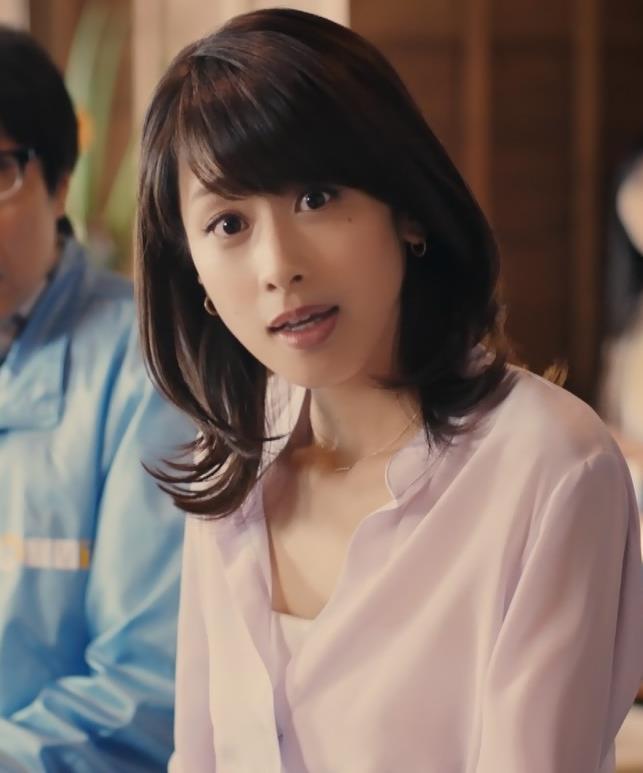 加藤綾子 胸元画像5