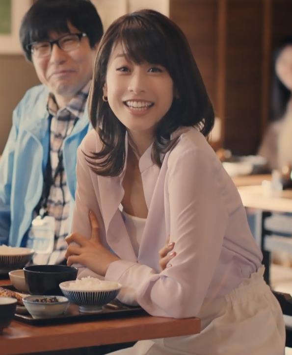加藤綾子 胸元画像7