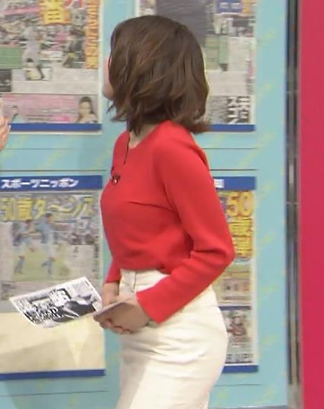 上村彩子 胸とお尻の曲線が結構いいキャプ画像(エロ・アイコラ画像)