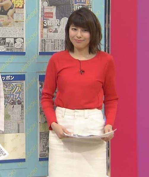 上村彩子 おっぱい画像6