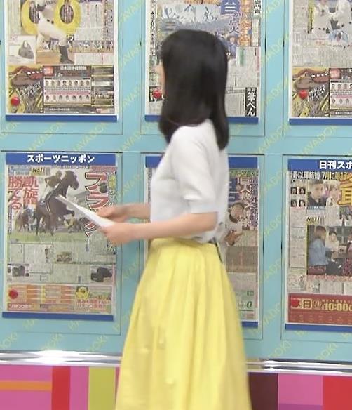 山本恵里伽 ちっぱい横乳キャプ画像(エロ・アイコラ画像)