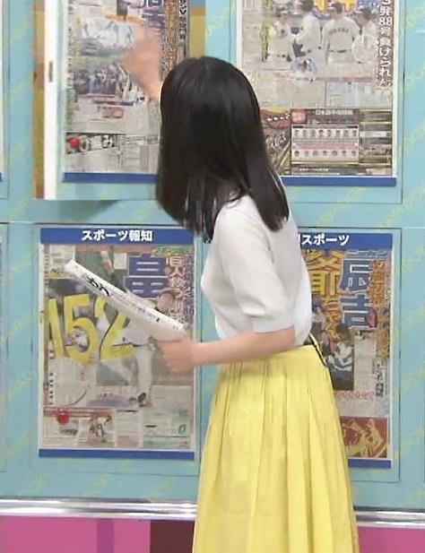 山本恵里伽 横乳画像2