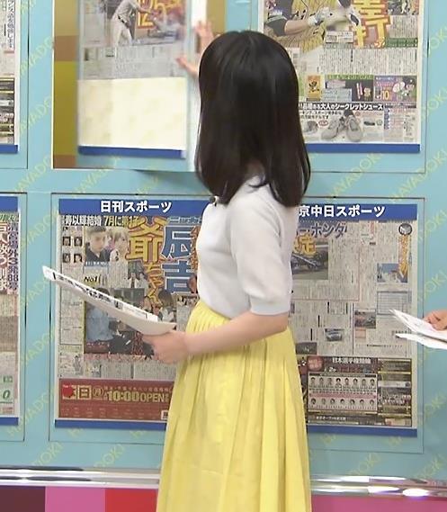 山本恵里伽 横乳画像3