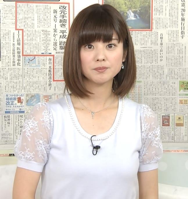 曽田麻衣子 横乳画像3