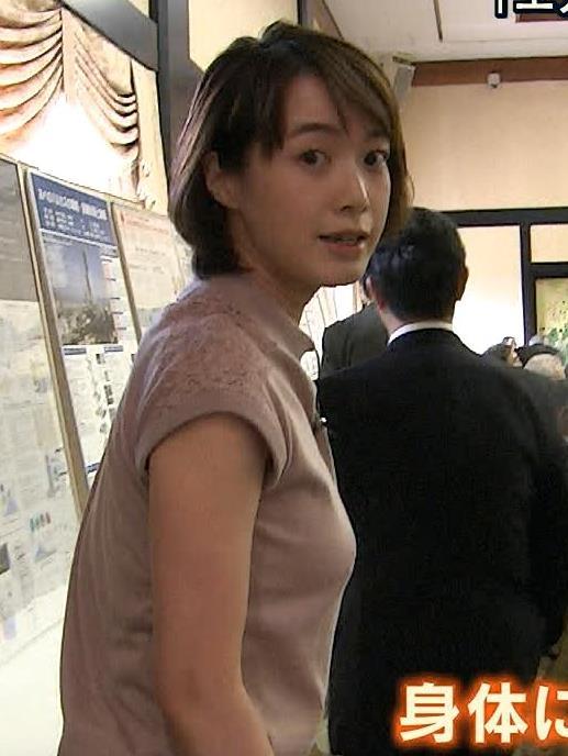 八木麻紗子 横乳画像3