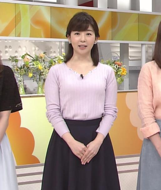 松尾由美子 にっとおっぱい!キャプ画像(エロ・アイコラ画像)