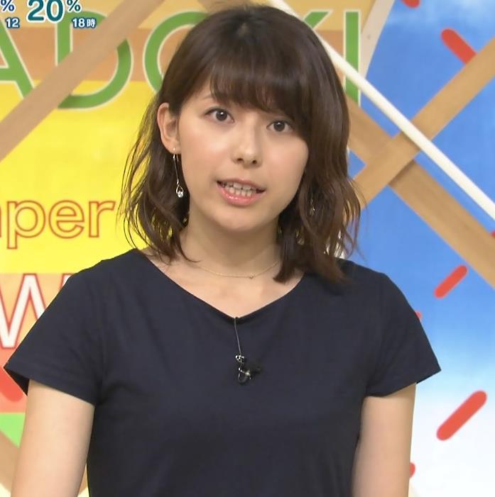 上村彩子 横乳画像4