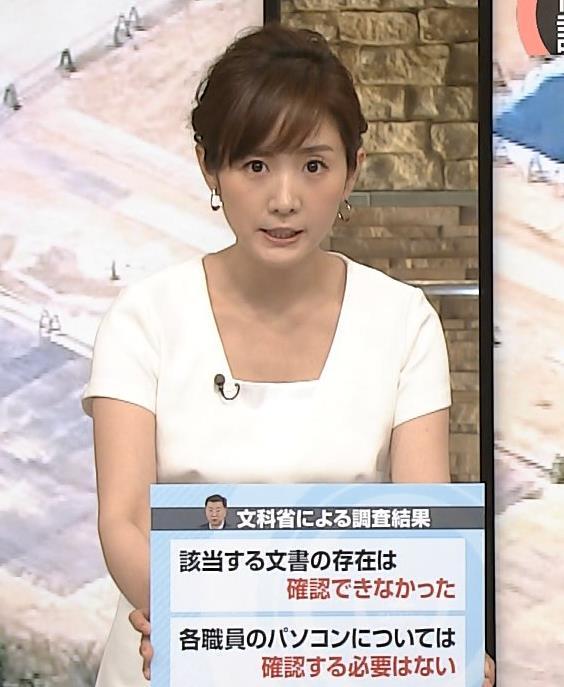 高島彩 ワンピース画像4
