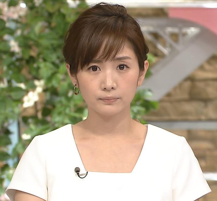 高島彩 ワンピース画像5