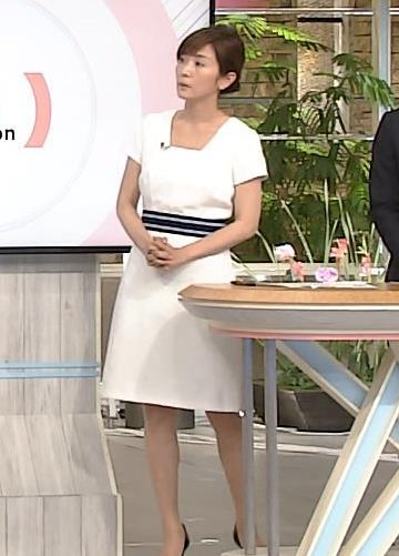 高島彩 ワンピース画像6
