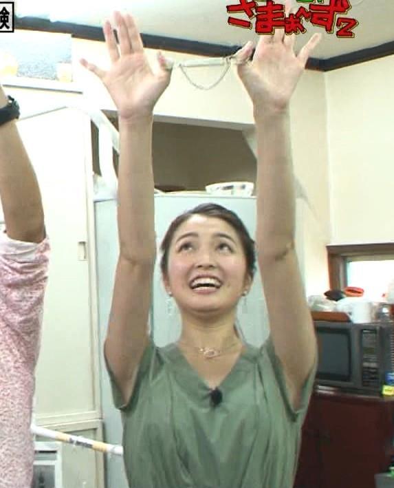 福田典子 胸ちら画像4