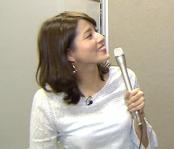 永島優美 おっぱいパッツンキャプ画像(エロ・アイコラ画像)