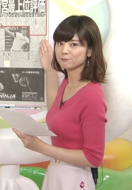 曽田麻衣子 横から見ると結構巨乳キャプ画像(エロ・アイコラ画像)